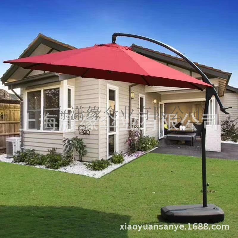 户外庭院伞批发货源家用别墅餐厅休闲大遮阳伞源头工厂120988152