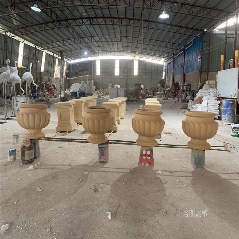 玻璃鋼垃圾桶雕塑 城市創意造型雕塑139022715