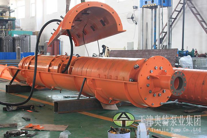 积水坑SXQK720矿山紧急排水抢险泵763323235
