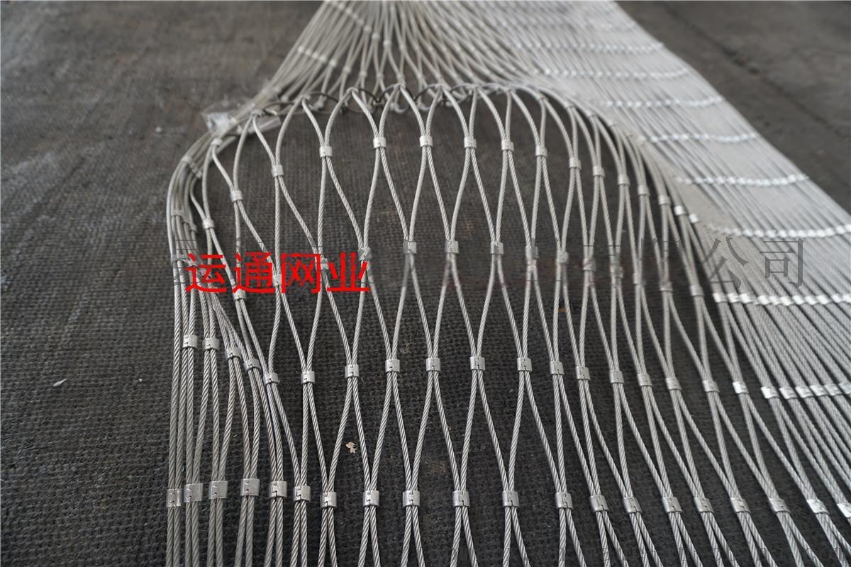 体育场不锈钢绳护栏网供应商805587882