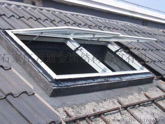 上懸式鋼天窗