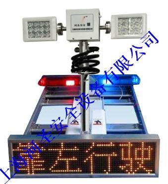 一体化车载显示照明设备 (6)