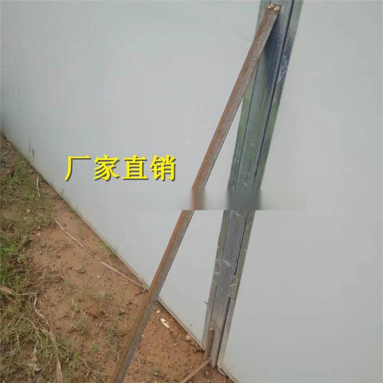 廣西彩鋼施工圍檔丨雙層泡沫夾心彩鋼板66109745