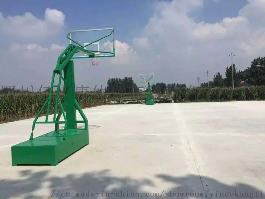 四川移动高端标准液压篮球架814480172