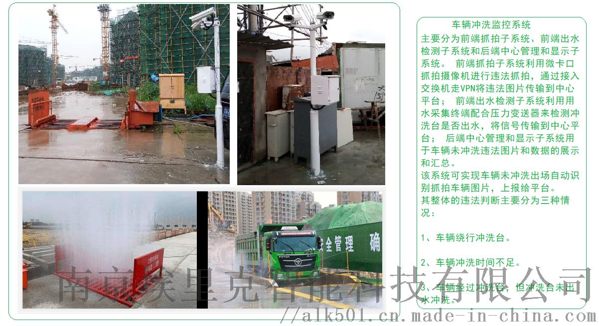 南京智慧工地车辆未冲洗拍摄系统厂家947099455