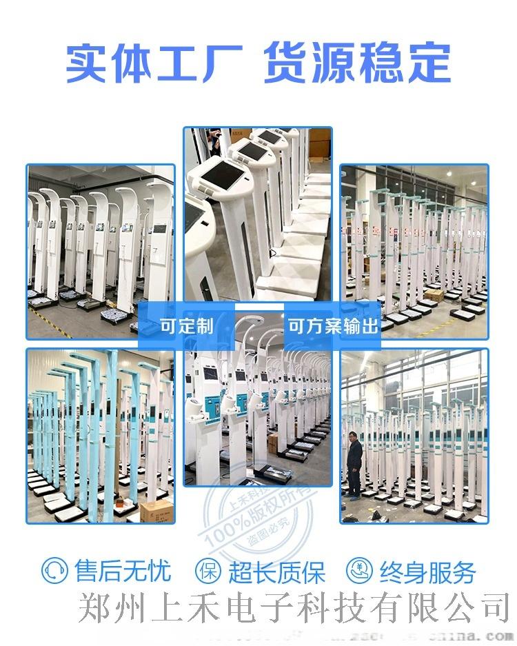折叠环保身高体重秤 身高体重测量仪 人体秤96004762