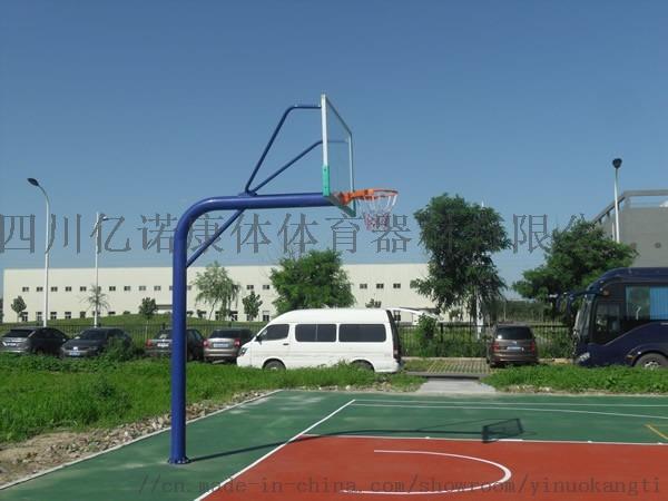 四川移动高端标准液压篮球架814480182