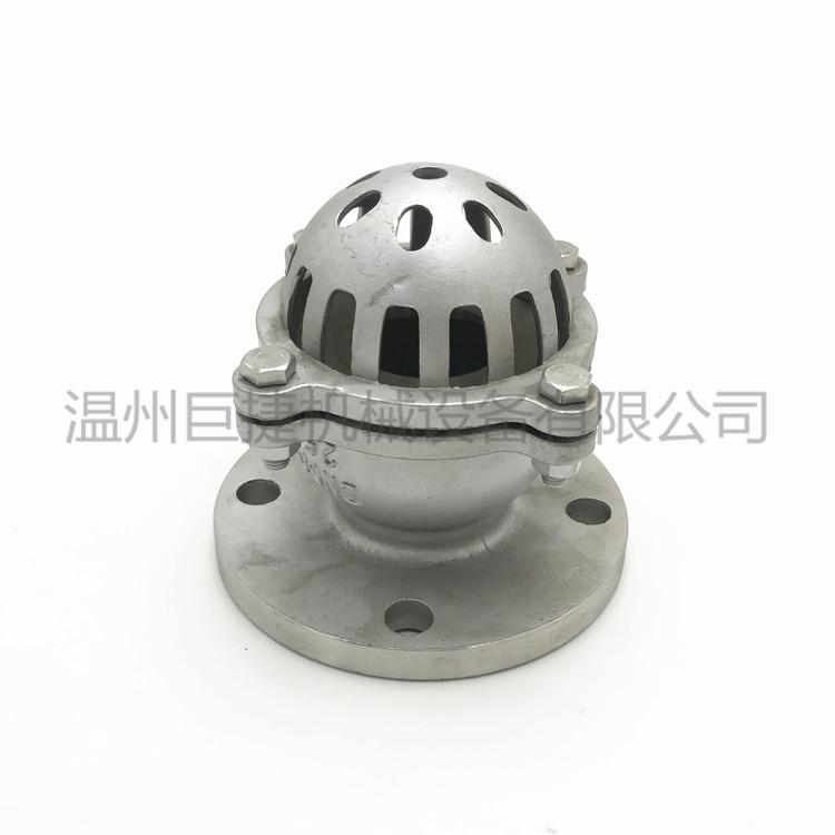 304不鏽鋼底閥法蘭底閥升降式底閥井底閥DN50109416235
