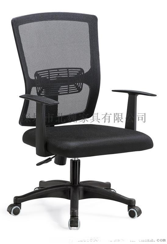 广东办公椅-职员办公椅-弓形网布办公椅135706365