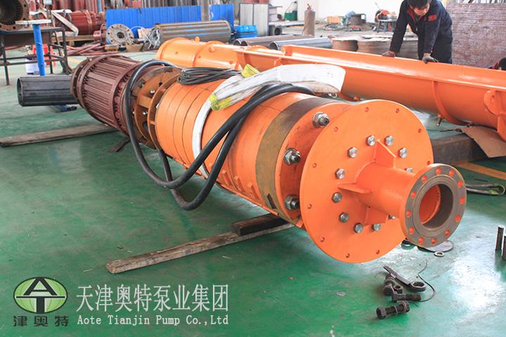 多级双吸立式无轴向推力矿用潜水泵供应49894365