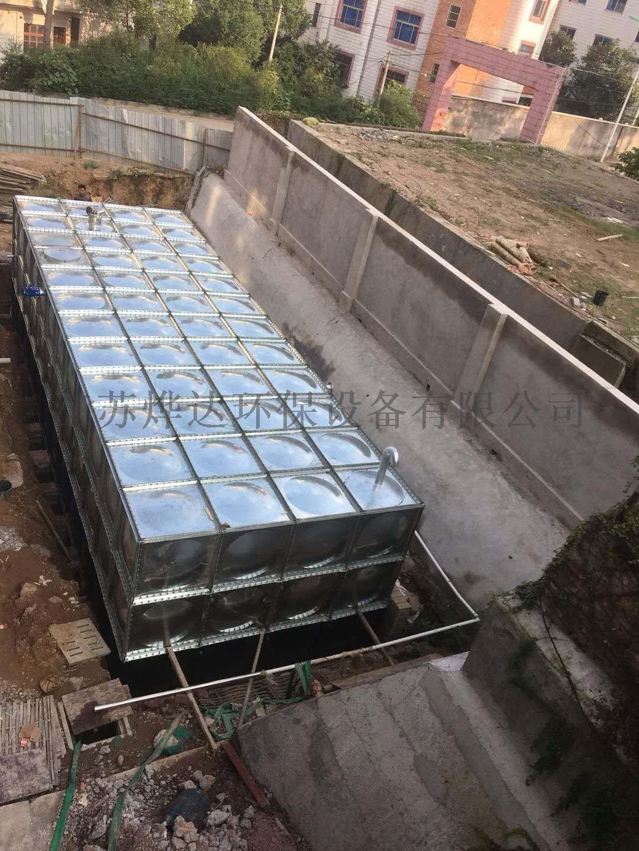 地埋型箱泵一体化给水设备141114895