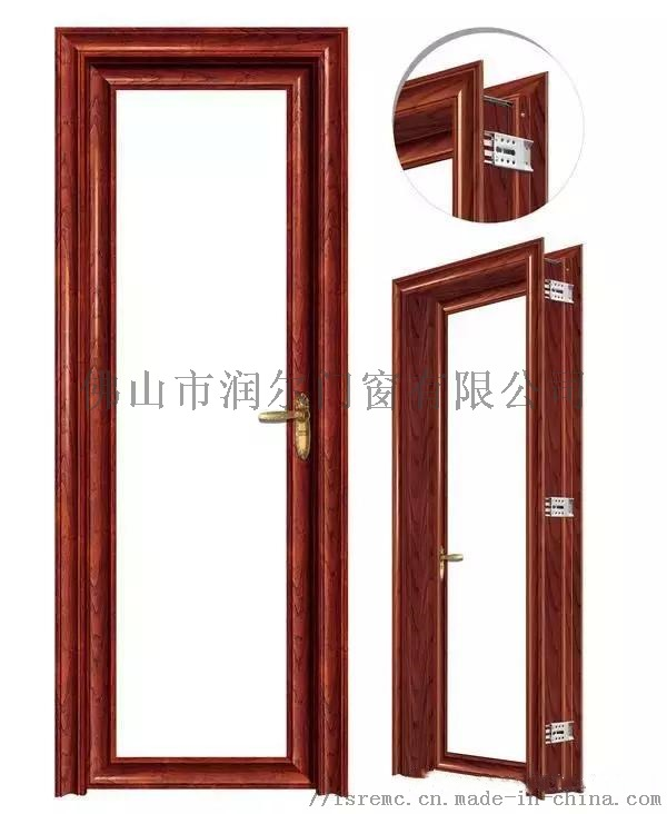 广东佛山铝合金房门 铝合金门批发厂家112155245