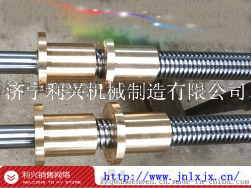 超长大型丝杠定制 28米加长对接丝杆加工96865562
