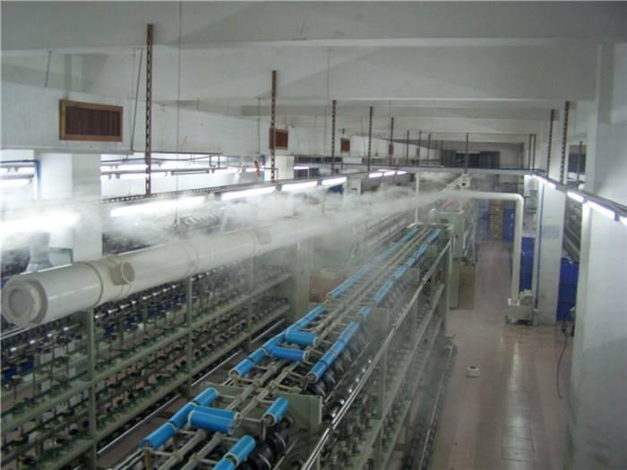 纺织厂增湿机,纺织车间加湿系统155819305