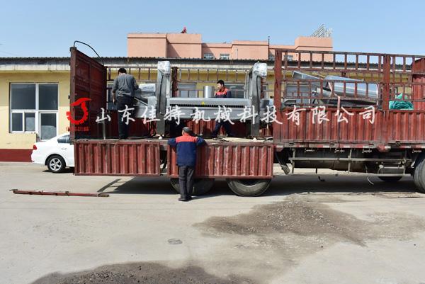 厂家专业研发江米条油炸机 大型连续式油炸生产线786070892