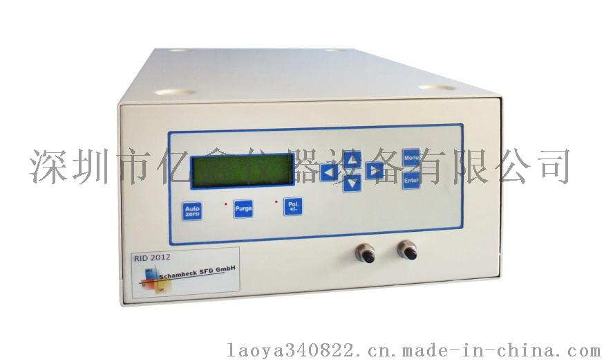 RI2012示差检测器