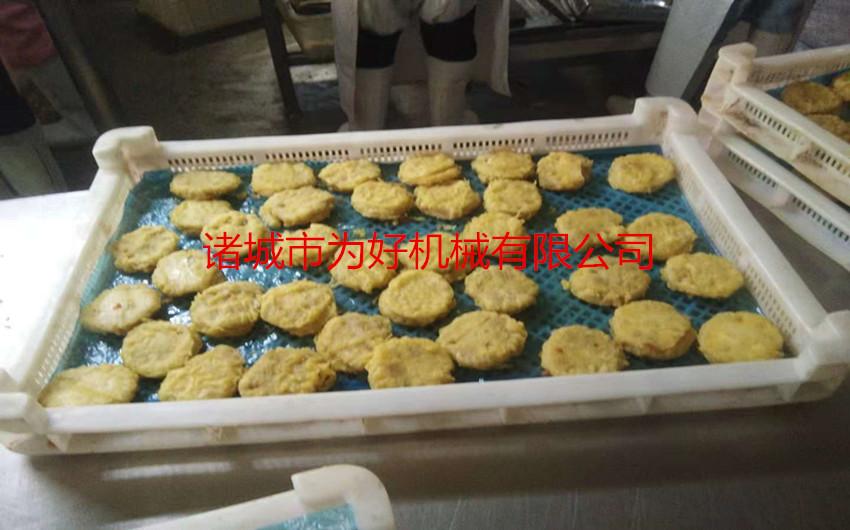 专业生产加工藕盒油炸设备61247652