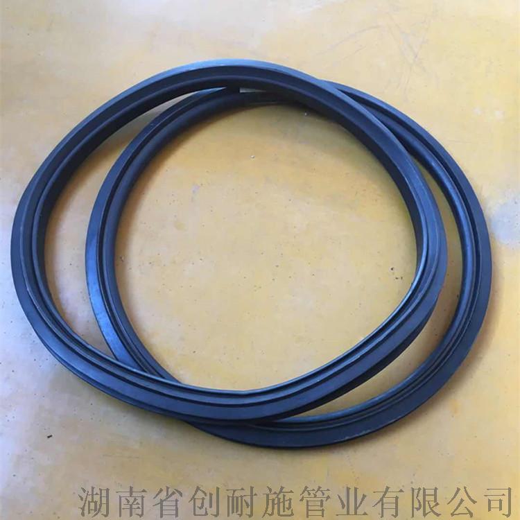 安装双壁波纹管为什么要双壁波纹管皮圈 胶圈密封圈795843605
