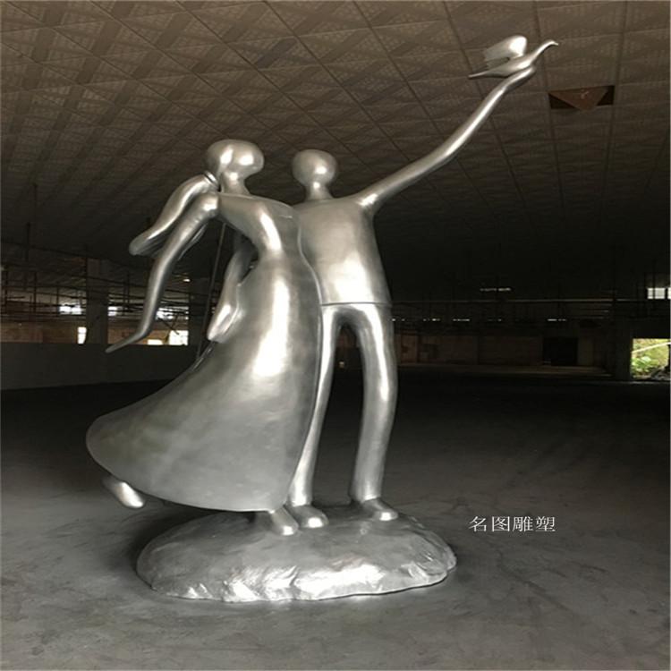 汕头玻璃钢景观雕塑 历史人物雕塑146910225