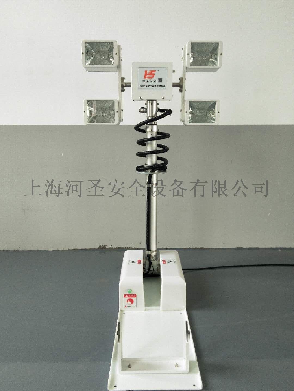 曲臂式车载照明灯 车载移动照明设备 上海河圣95799162