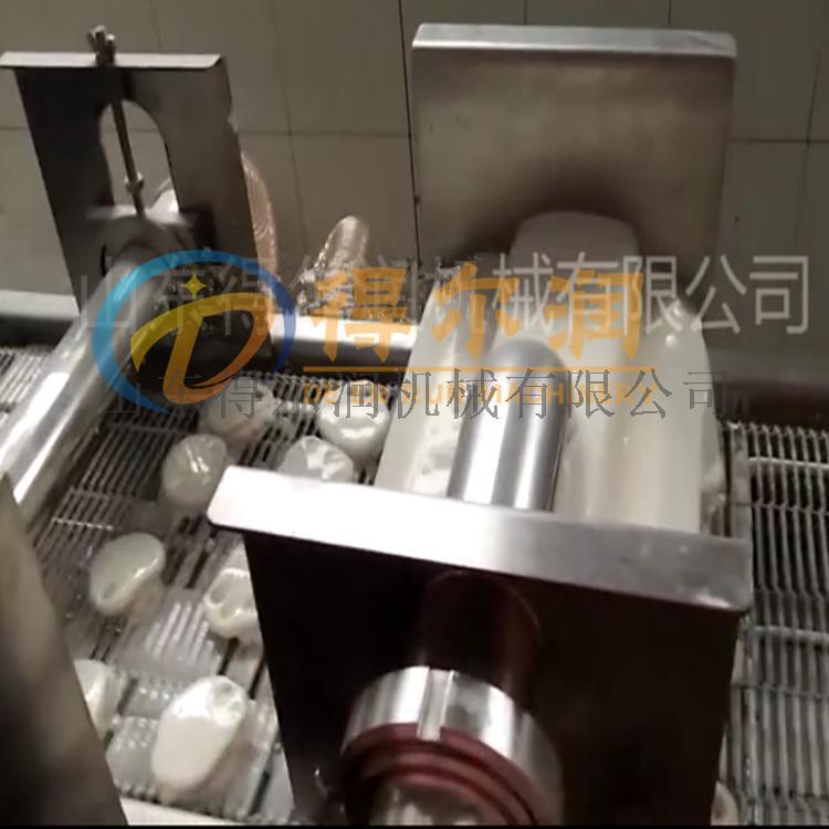 江西智能裹浆机 南瓜饼自动裹浆机设备 食品裹浆机57897772