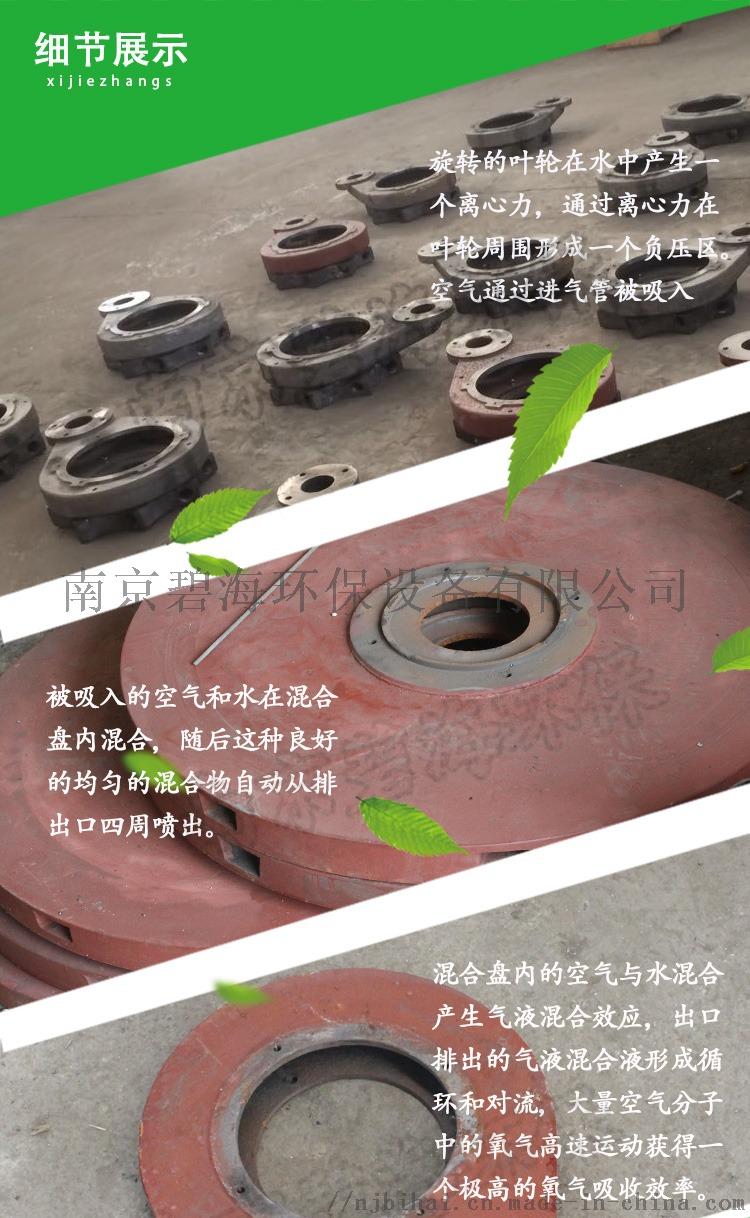 全面曝气机 多向曝气机 曝气搅拌机79002635