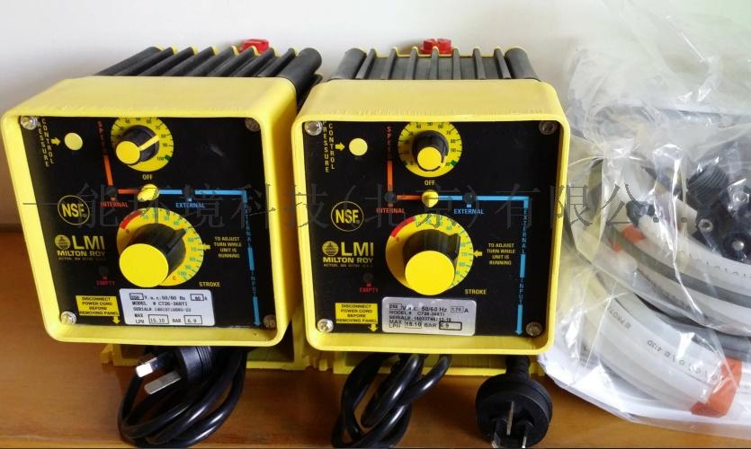 米顿罗加药泵LMI计量泵P066-398TI102254975