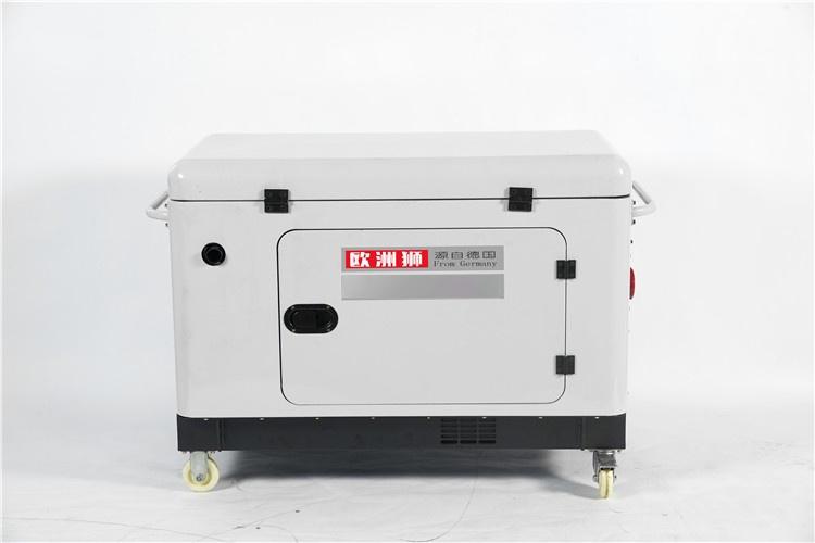 欧洲狮无刷10千瓦柴油发电机型号22