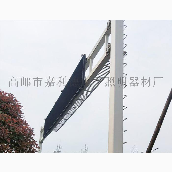情報板龍門架,揚州高速省界LED情報板龍門架廠家856512015