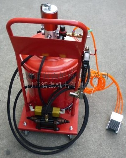 零部件潤滑油脂計量泵FR6系列91485475