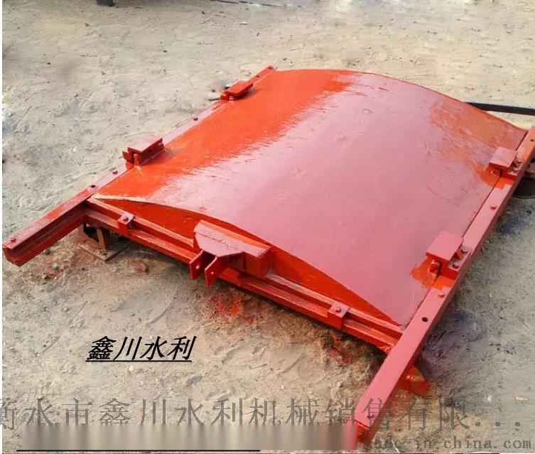 鑫川厂家1000x1000反向受压铸铁镶铜闸门76521295