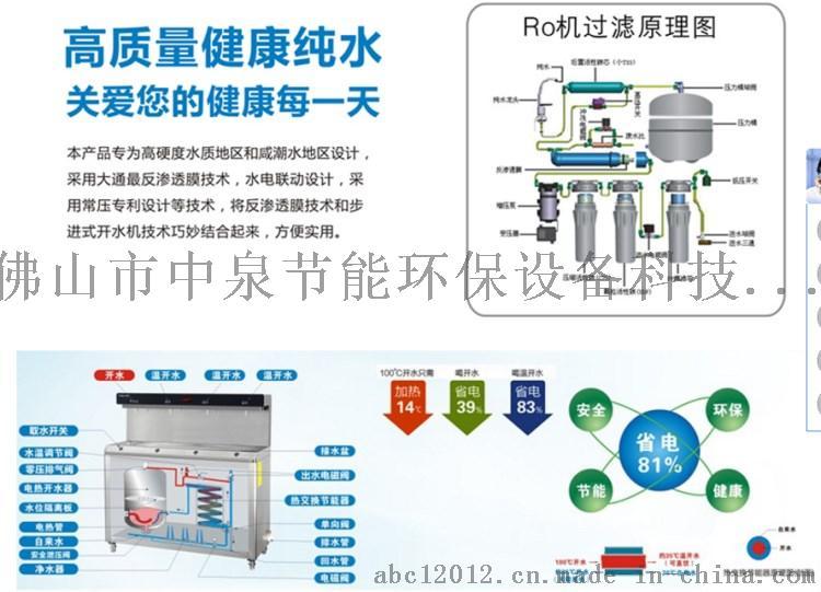 山东济宁幼儿园饮水机ZQ-2YG-C学校饮水机开水器54374705