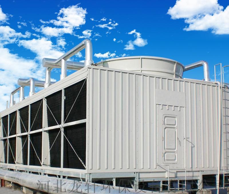 廠家直銷HBLG工業型橫流式冷卻塔 玻璃鋼冷卻塔821219052