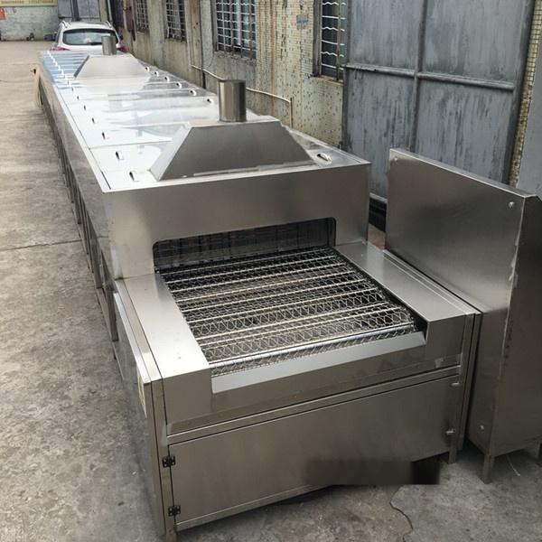 江門不鏽鋼五金除蠟清洗機 通過式高壓噴淋清洗機123961505