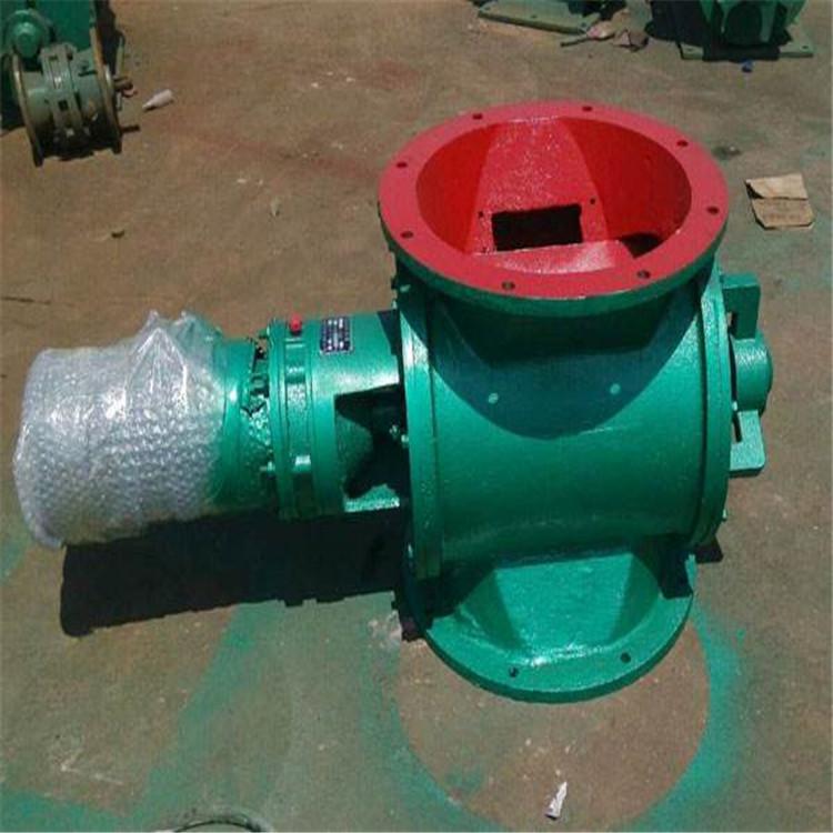 优质旋转星型卸料器选盛达 型号齐全电动卸灰阀常用件108980582