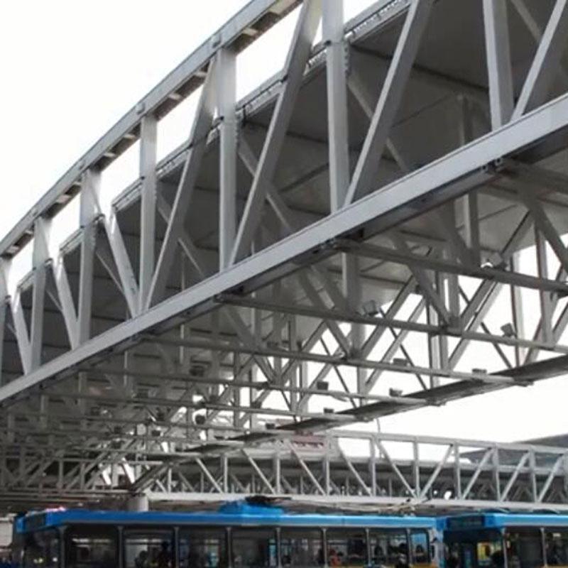 广东铝合金人行天桥厂家兴发铝材920539815