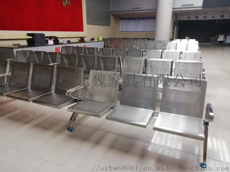 304不锈钢排椅、201排椅、不锈钢家具厂家94076715