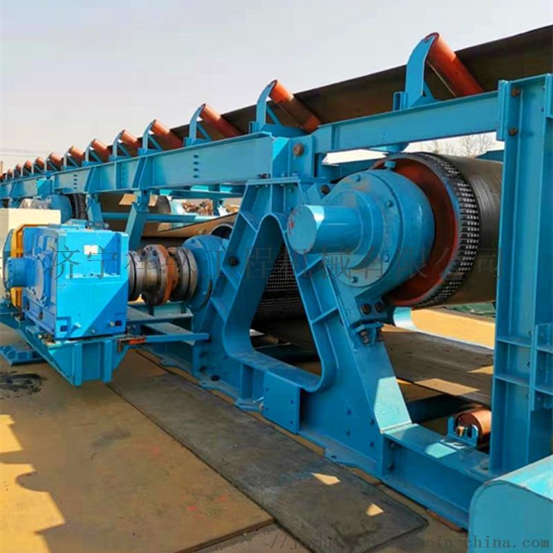 800米的矿用皮带机 石料厂皮带机设计76588802