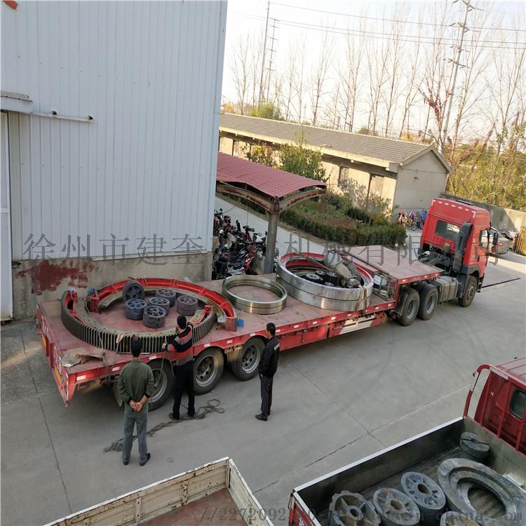 2.2x20米回转式烘干机大齿轮898309705