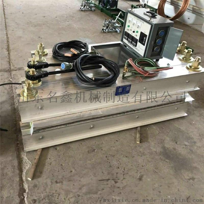 枣庄皮带 化机 电厂电热式 化机 铝合金皮带 化机107320322