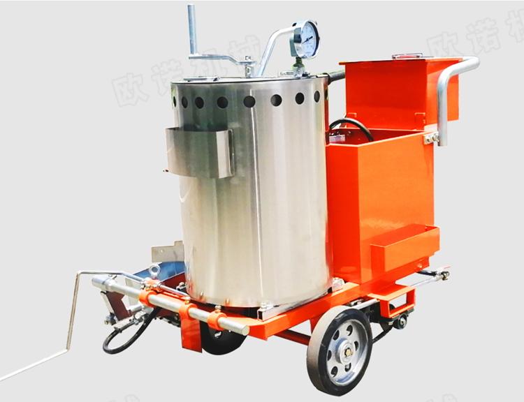 道路热熔划线机 热熔道路划线机 自驾式热熔划线机110125752