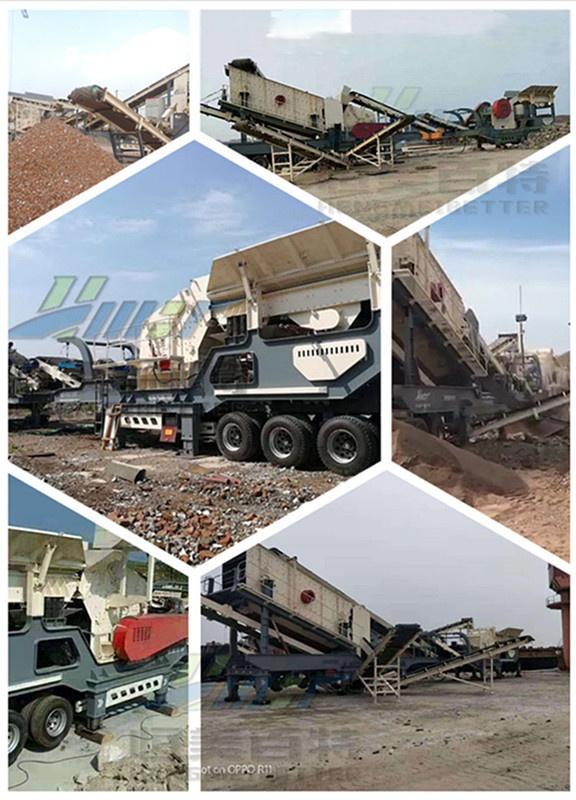 破碎機廠家供應 石料破碎設備 大小型碎石機生產線85913262