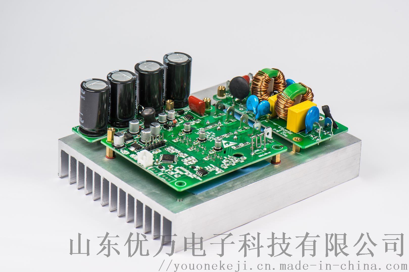 无刷电机驱动器控制器 工业风机控制器驱动器93519232