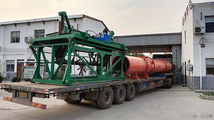 鸡粪有机肥成套设备 年产一万吨鸡粪有机肥生产线设备137821025