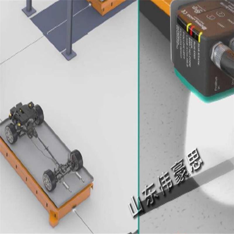 激光导航AGV无轨运输车 智能无人操作AGV小车832749815