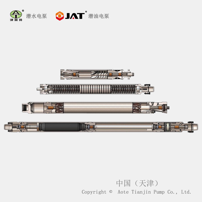 中国天津潜油电泵生产厂家375ESP114976942