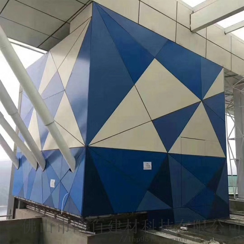 2.0厚艺术穿孔铝单板 幕墙造型铝单板设计安装98511705