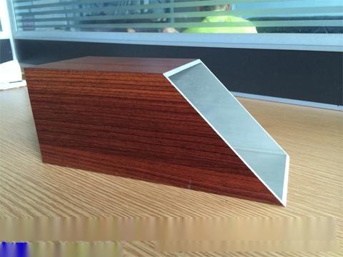 常德仿木紋鋁方通 U型鋁方通吊頂生產廠家95848395