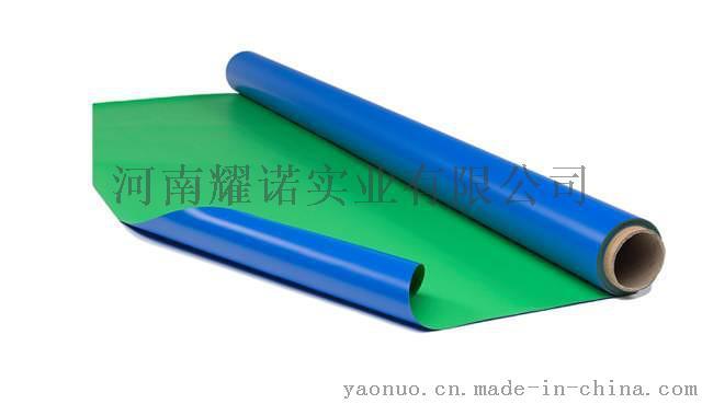 虛擬演播室專用藍綠色PVC影視摳像地膠60235095