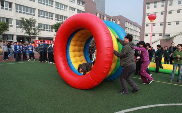 陝西西安趣味運動會道具充氣盤算好玩96478432